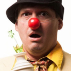 Red Nose Clown Bartholomew (NY Comedian Alan Fessenden)